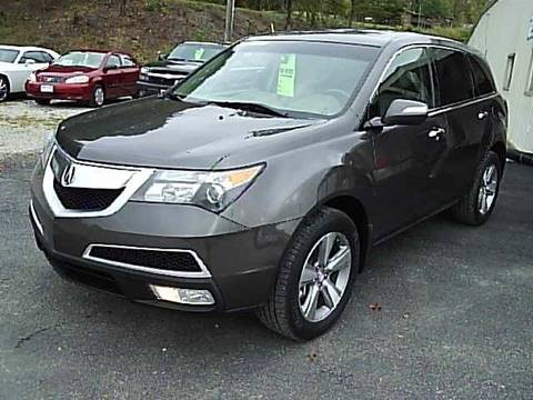 2012 Acura MDX for sale in Gray, KY