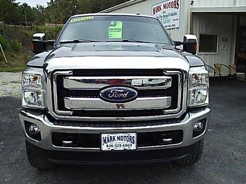 2013 Ford F-250 Super Duty for sale in Gray, KY