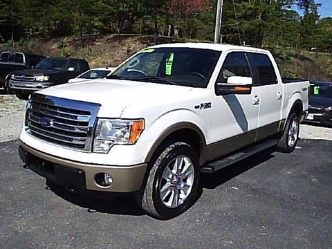 2013 Ford F-150 for sale in Gray, KY