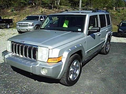 2006 Jeep Commander for sale in Gray, KY
