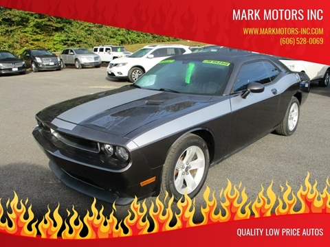 2014 Dodge Challenger For Sale >> 2014 Dodge Challenger For Sale In Gray Ky