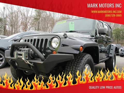2011 Jeep Wrangler Unlimited for sale in Gray, KY
