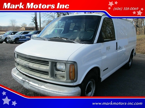 1998 Chevrolet Chevy Van for sale in Gray, KY