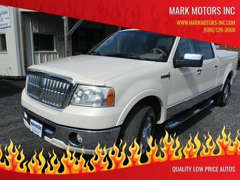 Used Lincoln Mark Lt For Sale Carsforsale Com
