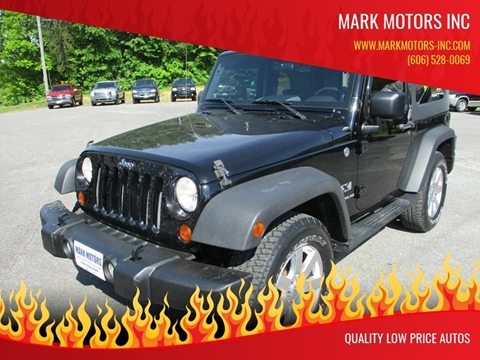 2007 Jeep Wrangler for sale in Gray, KY