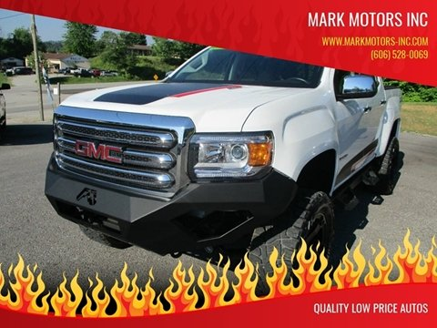 2016 GMC Canyon for sale in Gray, KY