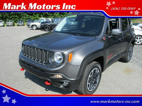 2017 Jeep Renegade for sale in Gray, KY