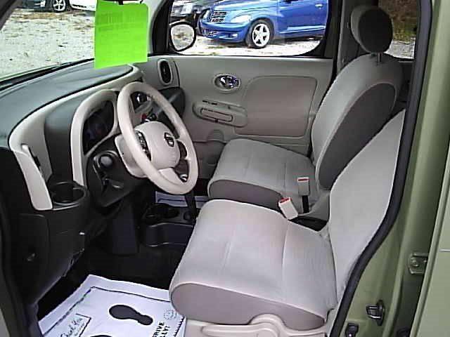 2010 Nissan cube 1.8 4dr Wagon - Gray KY