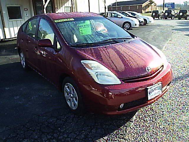 2005 Toyota Prius 4dr Hatchback - Gray KY