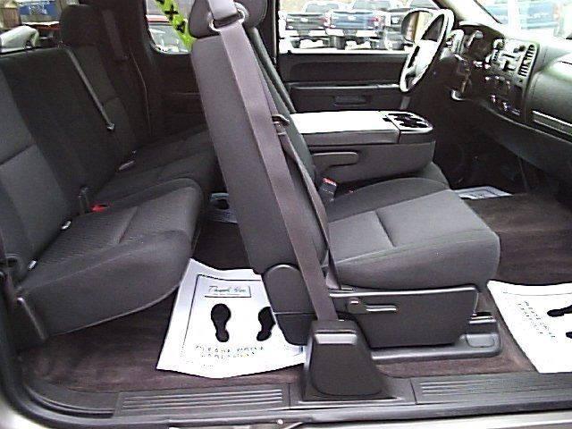 2013 GMC Sierra 1500 4x4 SLE 4dr Extended Cab 6.5 ft. SB - Gray KY