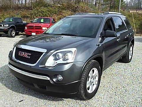 2012 GMC Acadia for sale in Gray, KY