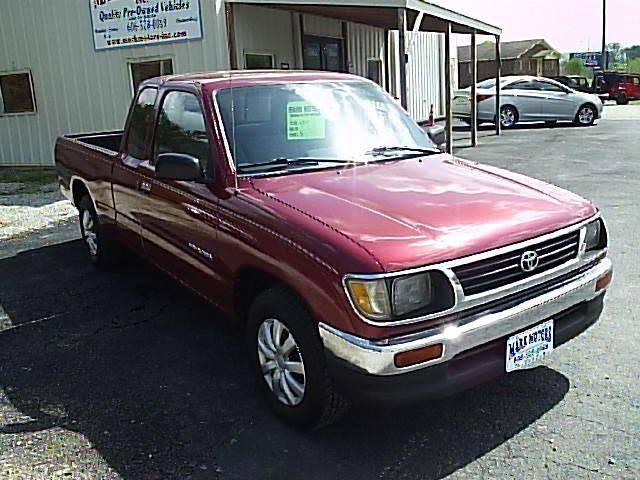 1995 Toyota Tacoma 2dr Extended Cab SB - Gray KY