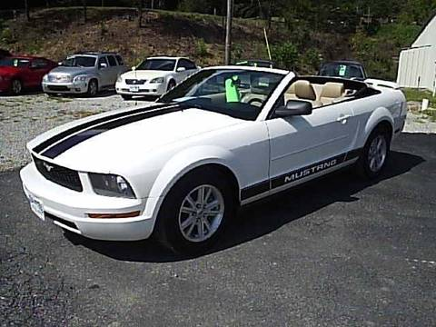 2006 Ford Mustang for sale in Gray, KY