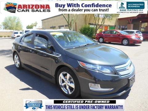 2014 Chevrolet Volt for sale in Mesa, AZ