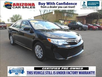 2014 Toyota Camry for sale in Mesa, AZ