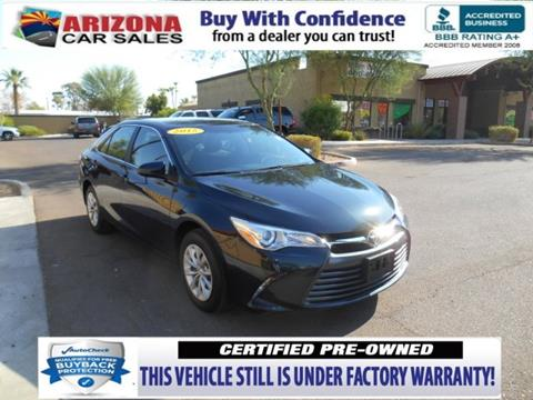 2015 Toyota Camry for sale in Mesa, AZ