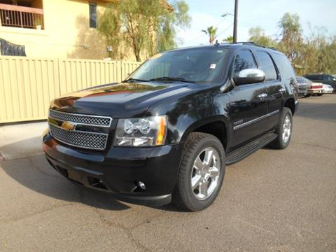 2013 Chevrolet Tahoe for sale in Mesa, AZ