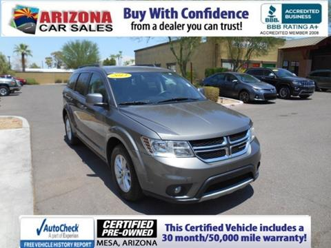 2013 Dodge Journey for sale in Mesa, AZ