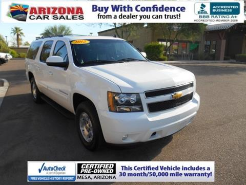 2012 Chevrolet Suburban for sale in Mesa, AZ