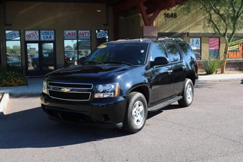 2007 Chevrolet Tahoe for sale in Mesa, AZ