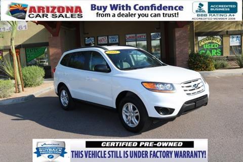 2011 Hyundai Santa Fe for sale in Mesa, AZ