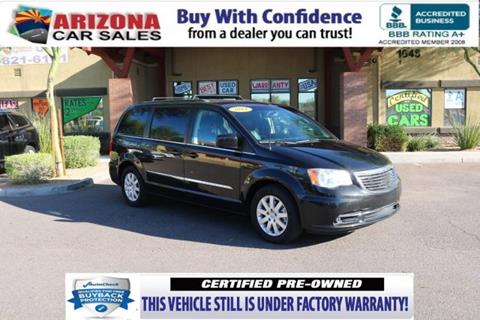 2014 Chrysler Town and Country for sale in Mesa, AZ