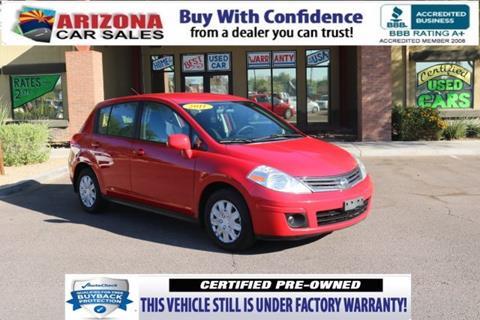 2011 Nissan Versa for sale in Mesa, AZ