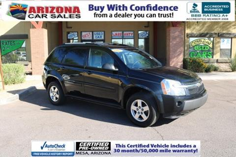 2005 Chevrolet Equinox for sale in Mesa, AZ