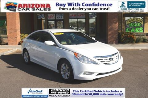 2013 Hyundai Sonata for sale in Mesa, AZ