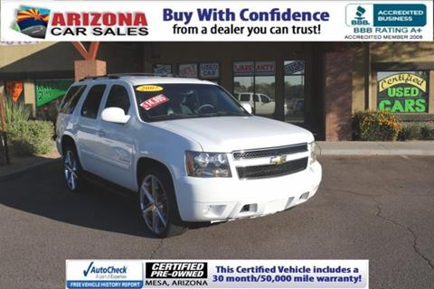 2007 Chevrolet Tahoe for sale in Mesa, AZ