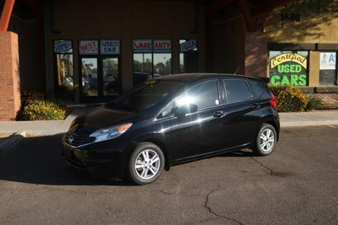 2015 Nissan Versa Note for sale in Mesa, AZ