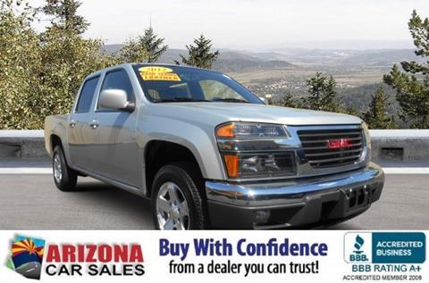 2012 GMC Canyon for sale in Mesa, AZ