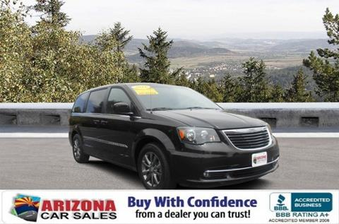 2016 Chrysler Town and Country for sale in Mesa, AZ