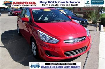 2016 Hyundai Accent for sale in Mesa, AZ