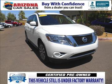 2014 Nissan Pathfinder for sale in Mesa, AZ