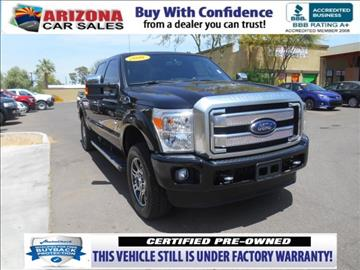2016 Ford F-250 Super Duty for sale in Mesa, AZ