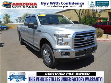 2015 Ford F-150 for sale in Mesa, AZ