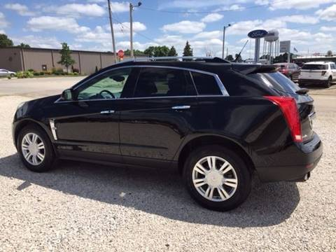 2012 Cadillac SRX for sale in Algona, IA