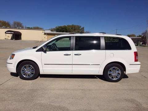 2010 Chrysler Town and Country for sale in Algona, IA