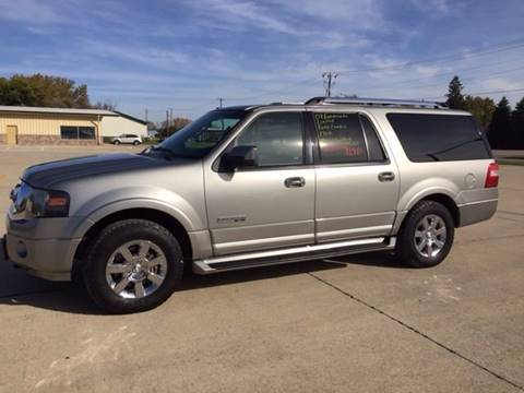 2008 Ford Expedition EL for sale in Algona IA