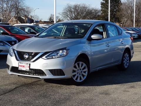 2017 Nissan Sentra for sale in Melrose Park, IL