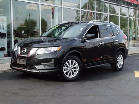 2017 Nissan Rogue for sale in Melrose Park, IL