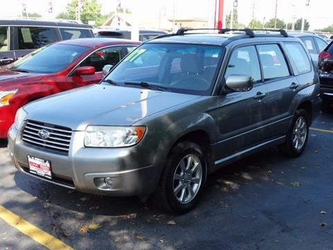 2007 Subaru Forester for sale in Melrose Park, IL