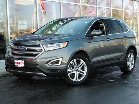 ford edge for sale in melrose park il. Black Bedroom Furniture Sets. Home Design Ideas