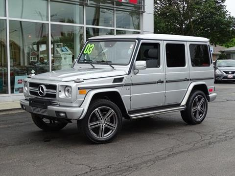 2003 Mercedes-Benz G-Class for sale in Melrose Park, IL