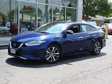 2019 Nissan Maxima for sale in Melrose Park, IL