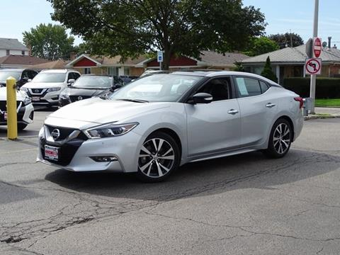 2017 Nissan Maxima for sale in Melrose Park, IL