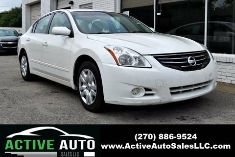2012 Nissan Altima for sale in Hopkinsville, KY