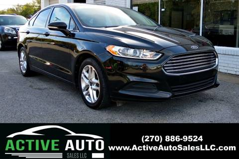 2013 Ford Fusion for sale in Hopkinsville, KY