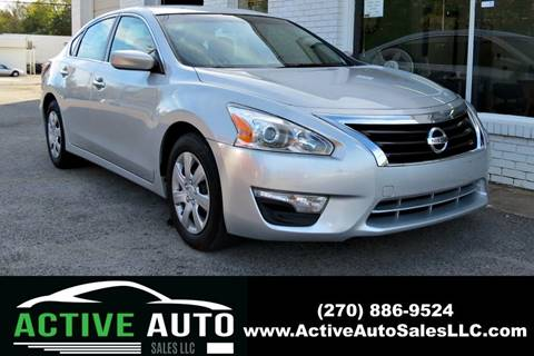 2015 Nissan Altima for sale in Hopkinsville, KY